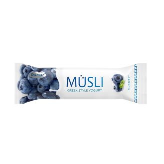 Greek Musli Bar Boronicë