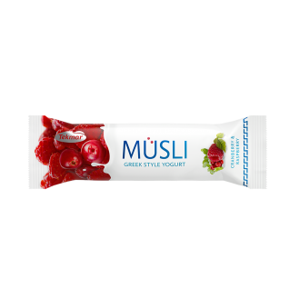 Greek Musli Bar Brusnicë/Mjedër
