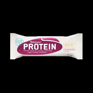Tekmar Protein Bar - Brusnicë