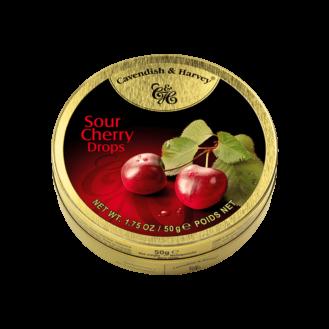 Sour Cherry Drops - C&H