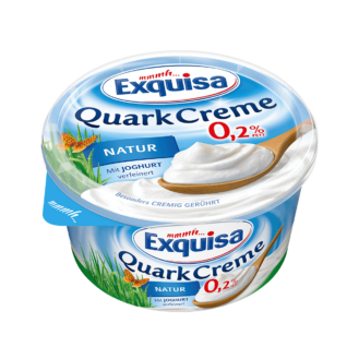 Exquisa Quark 0,2% Yndyrë