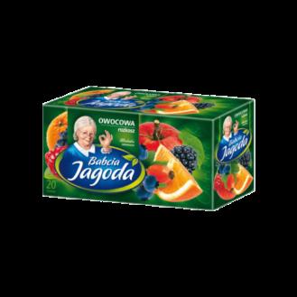 Babcia fruit tea Multifruit