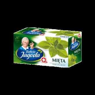 Babcia tea Mint