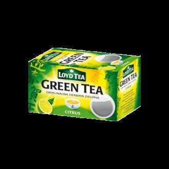 Loyd Tea Green Citrus