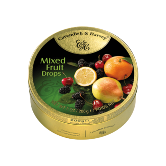 Mixed Fruits Drops - C&H