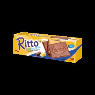 Ritto Biskota Çokollatë Qumështi