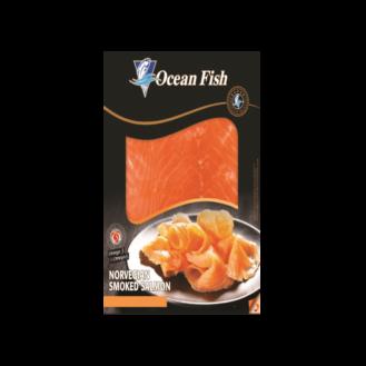 Salmon i tymosur në rriska