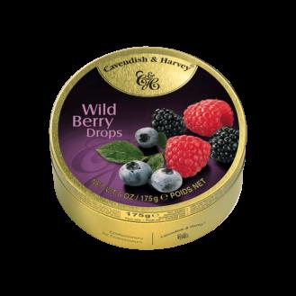 Wild Berry Drops - C&H