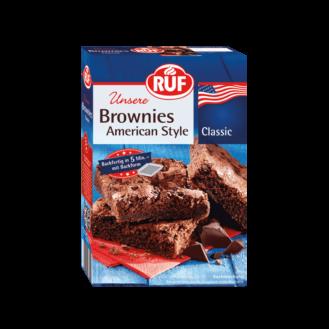 RUF Ëmbëlsirë Brownies