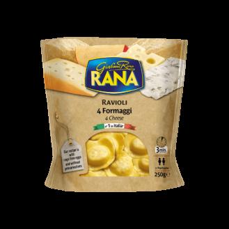 Rana Ravioli me 4 djathra