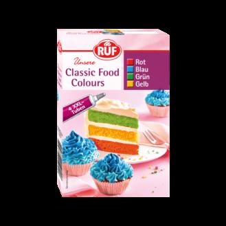 RUF Ngjyrë për ëmbëlsira