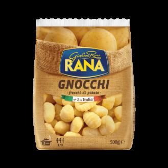 Rana Patate Gnocchi