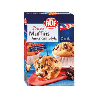 RUF Muffins Klasik