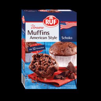 RUF Muffins Çokollatë