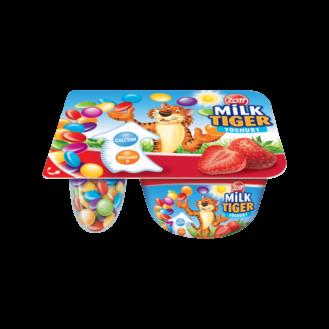 Milk Tiger Dredhëz/Çokollatë