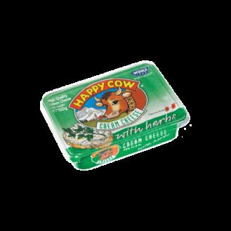 Happy Cow Cream Cheese Herbs