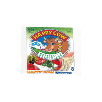 Happy Cow Mozzarella