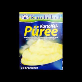 Kartoffel Puree (nga patatja)