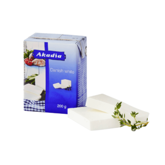 Akadia Danish White 200gr