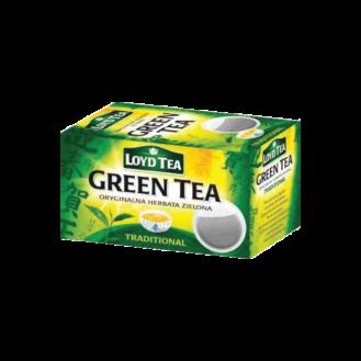 Loyd Tea Green Traditional