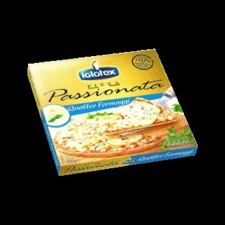 Iglotex Pizza Quatro Formaggi