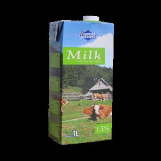 Pomurske Mlekarne Qumësht 1,5%, 12/1L.