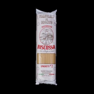 Riscossa Spaghetti 20/500g.