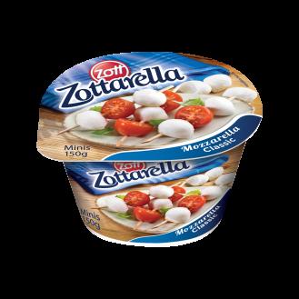 Zott Zottarella Minis 8/150g.
