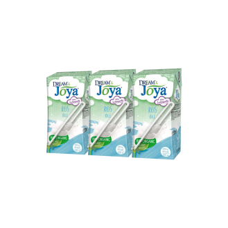 Joya Bio - Reis Drink 3x200ml 5/600ml.