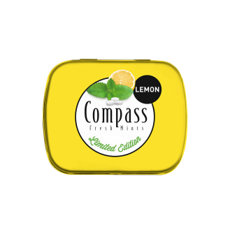 Compass Fresh Mints Lemon