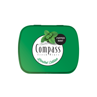Compass Fresh Mints Peppermint