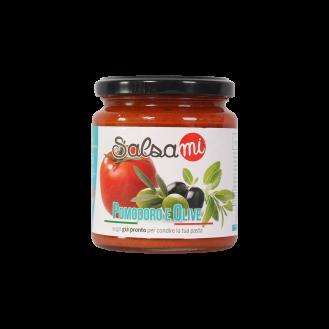 Salsa Mi Pomodoro e Olive 12/314g