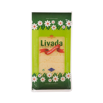 P.M. Livada rriska djathi 18/150g.
