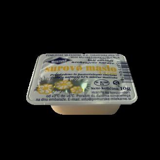 Pomurske Mlekarne  Butter 82%ynd.  72/10g