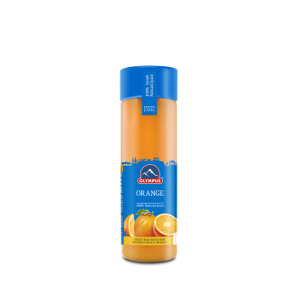 Olympus Lëng Portokalli 100% 12/0.25L.