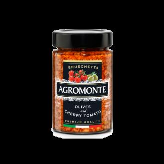 Agro Bruschetta  domatino/ullinjë  12/100g