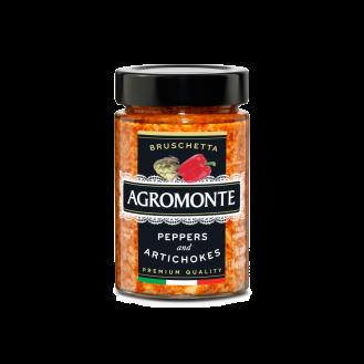 Agro Bruschetta  domatino/karçof  12/100g