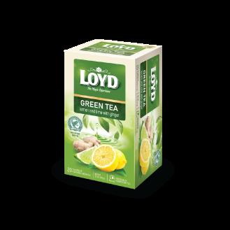 Loyd Green sense