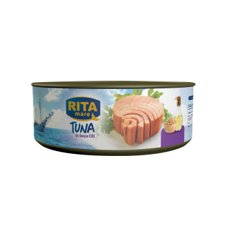 Tuna - Soya Oil