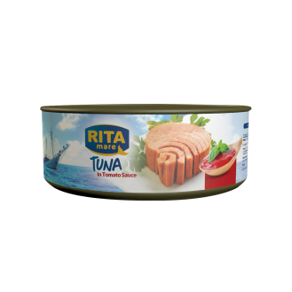Tuna - Tomatoe Sauce