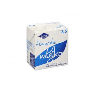 Pomurske Mlekarne Qumësht 3,5%