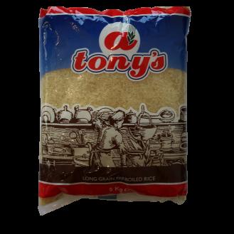 Tony's oriz pjesërisht i zier 3/5kg.