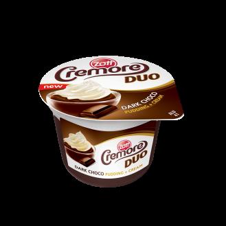 Zott Cremore çokollate e zezë 12/190g.