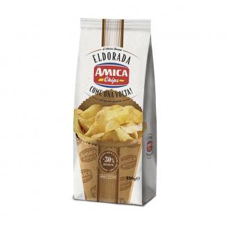 Eldorado chips low fat 130gr.