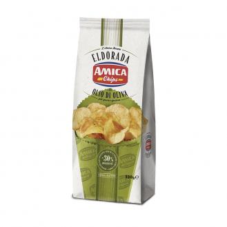 Eldorado chips olive oil 130gr