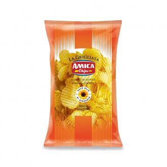 Potato chips ruffle 200gr