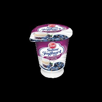 Sahne Joghurt Boronicë