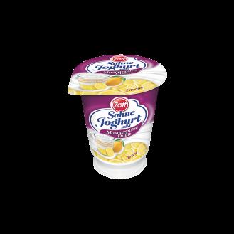 Sahne Joghurt Lemon