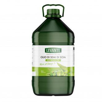 Vaj Soje ne shishe plastike 2/5L